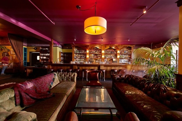 Photo of San Francisco event space venue Bergerac / Audio's Couch Lounge