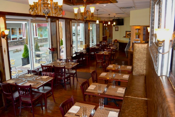 Photo of Greater New York event space venue Bosphorus Cafe & Grill's Main Space