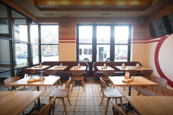 Photo of Chicago event space venue Roots Handmade Pizza - Lawrence Avenue's Full Buyout
