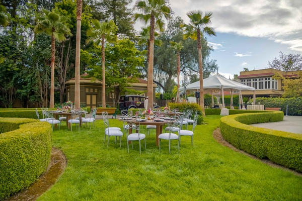 Photo of Bay Area event space venue Winchester Mystery House's Front Gardens