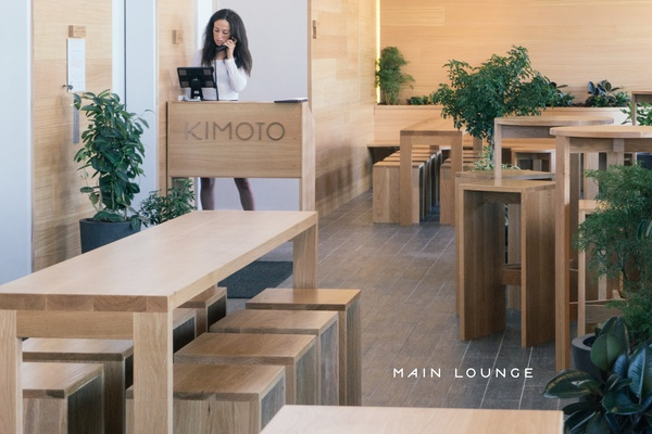 Photo of NYC / Tri-State event space venue Kimoto Rooftop's Main Lounge