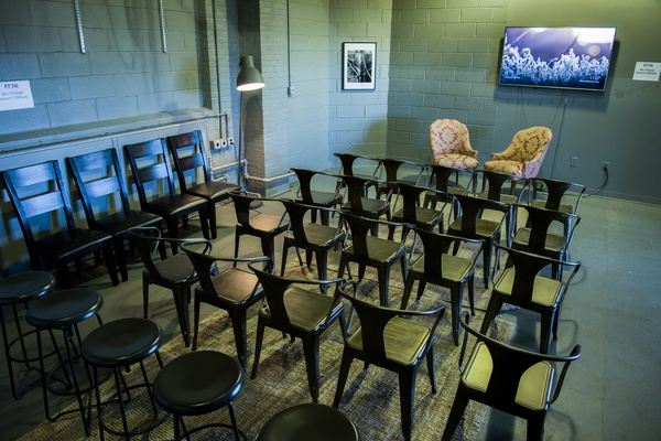 Photo of NYC / Tri-State event space venue 1776 NYC's Conference Room: Monitor