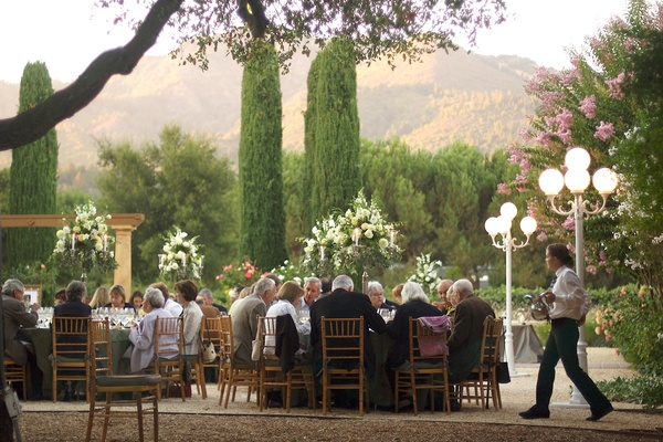 Photo of San Francisco event space venue Landmark Vineyards's Full Venue