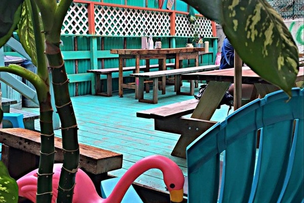 Photo of NYC / Tri-State event space venue LoLo's Seafood Shack's The Shack Patio + Deck