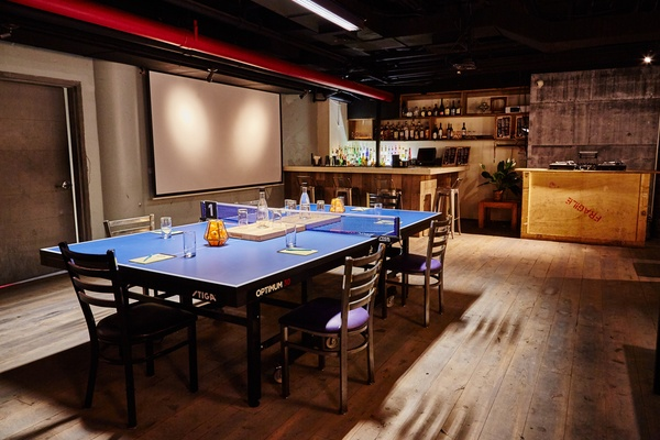 Photo of NYC / Tri-State event space venue SPiN NEW YORK's Private Room