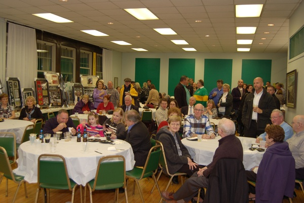 Photo of Chicago event space venue Irish American Heritage Center's McGinty Room (Room 309)