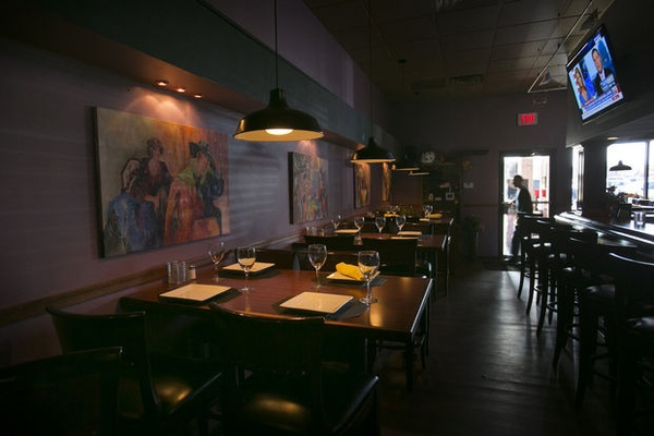 Photo of NYC / Tri-State event space venue Diamond's Restaurant's Bar Area
