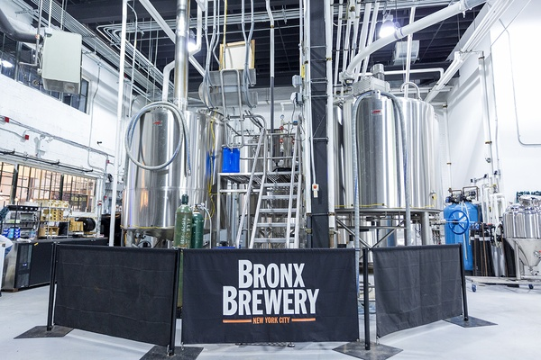 Photo of NYC / Tri-State event space venue The Bronx Brewery's A hidden gem! Versatile space located in real New York City.