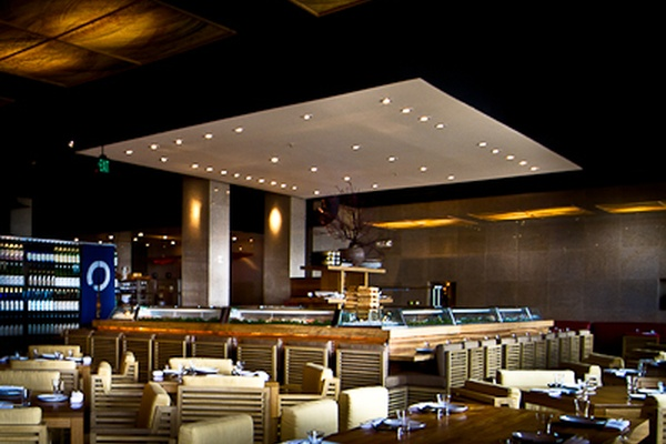 Photo of San Francisco event space venue Ozumo San Francisco's Full Restaurant Buyout