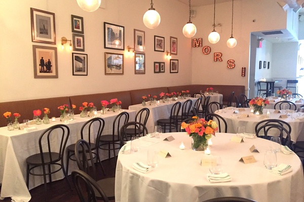 Photo of NYC / Tri-State event space venue Gran Morsi's Main Dining Room