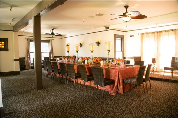 Photo of San Francisco event space venue Palacio Restaurant's Baja Room