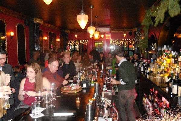 Photo of NYC / Tri-State event space venue Vinus & Marc's Private Dining Room