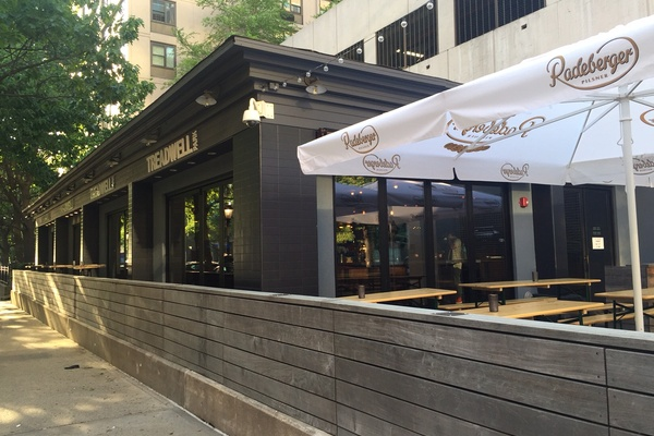 Photo of NYC / Tri-State event space venue Treadwell Park - Downtown's Outside Patio