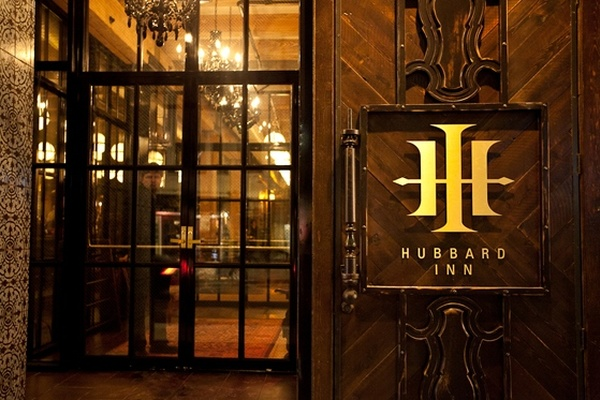 Photo of Chicago event space venue Hubbard Inn's First Floor