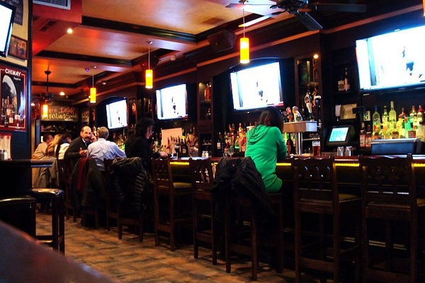 Photo of NYC / Tri-State event space venue Slattery's Midtown Pub's Main Bar