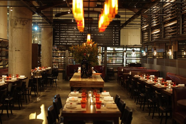 Photo of San Francisco event space venue RN74's Full Venue Buy-Out