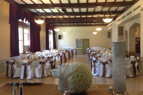 Photo of Chicago event space venue Irish American Heritage Center's Fifth Province Hall