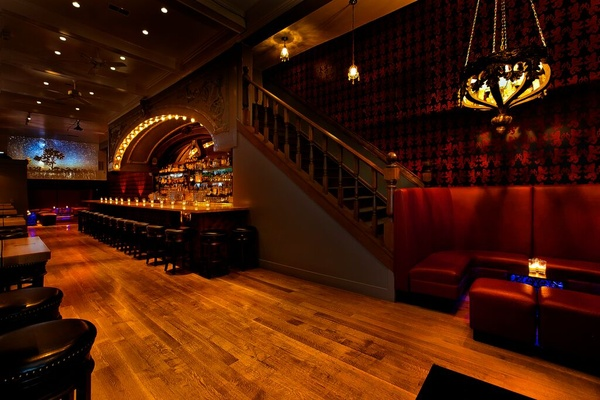 Photo of San Francisco event space venue Bond Bar's Main Space