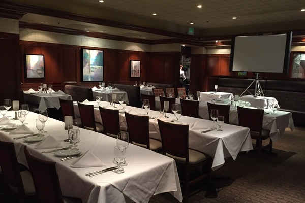 Photo of San Francisco event space venue Ruth's Chris Steak House's Main Dining Room