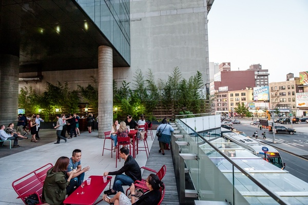 Photo of NYC / Tri-State event space venue Hotel 50 Bowery's Atlantic Garden