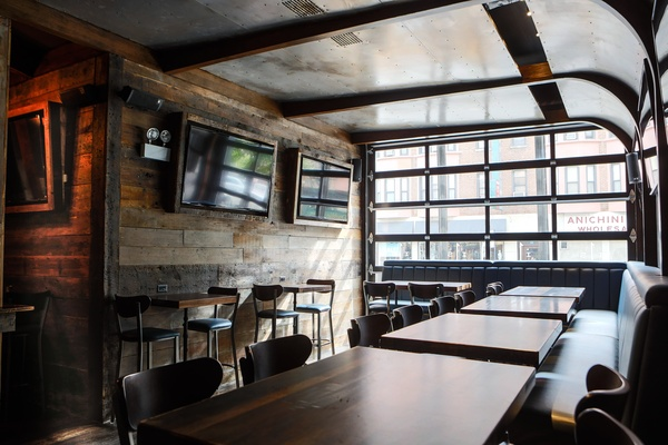 Photo of Chicago event space venue Ironside Bar & Galley's Entire Venue