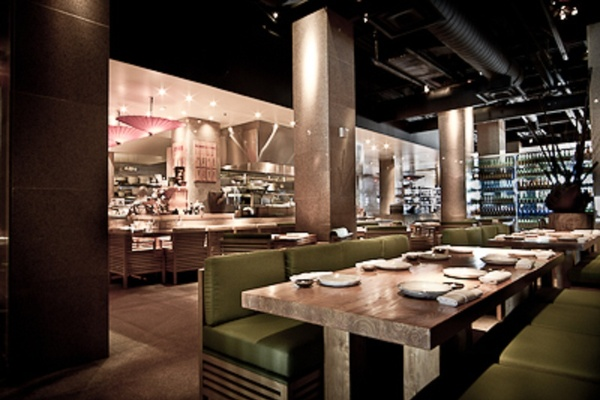 Photo of San Francisco event space venue Ozumo San Francisco's Robata Dining Room