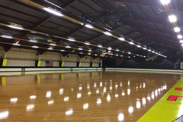 Photo of Chicago event space venue Orbit Skate Center's Main Space