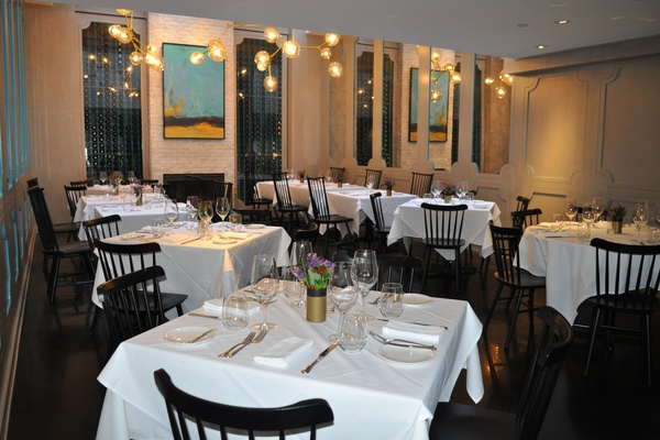 Photo of NYC / Tri-State event space venue Blu On Park's Main Dinning Room (MDR)