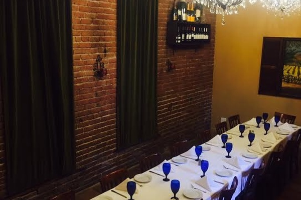 Photo of SF event space venue 71 Saint Peter Restaurant's Private Dining Room and Craft Bar