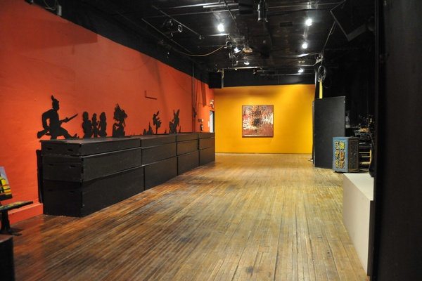 Photo of Chicago event space venue Intuit: The Center for Intuitive and Outsider Art's Performance Space