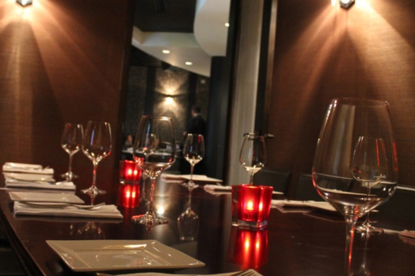 Photo of San Francisco event space venue 5A5 Steak Lounge's Chef's Table