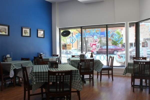 Photo of Chicago event space venue New England Seafood Company Restaurant's Dining Room