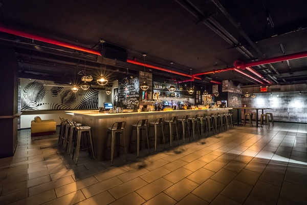 Photo of NYC / Tri-State event space venue SPiN NEW YORK's Main Bar