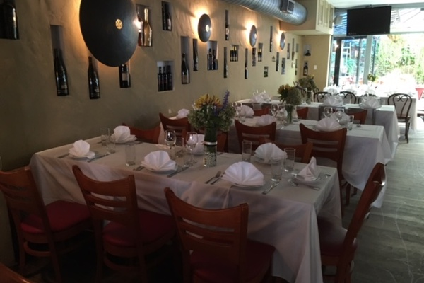 Photo of NYC / Tri-State event space venue Pane E Vino's Main Dining Space