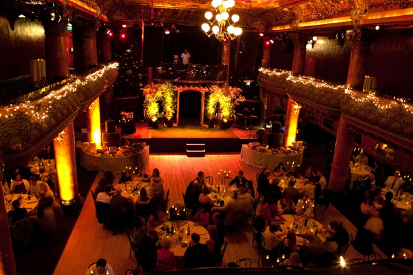 Photo of San Francisco event space venue Great American Music Hall's Great American Music Hall