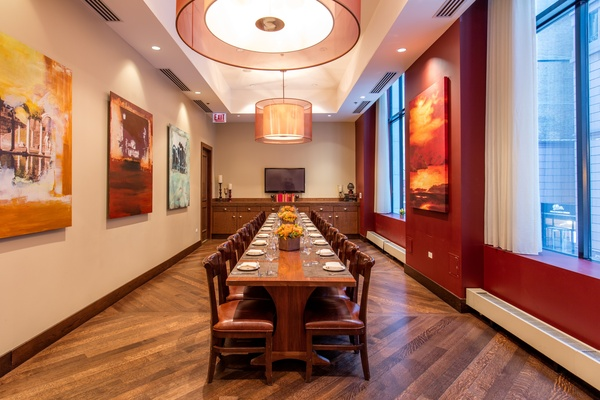 Photo of Chicago event space venue The Florentine's Private Dining Room A