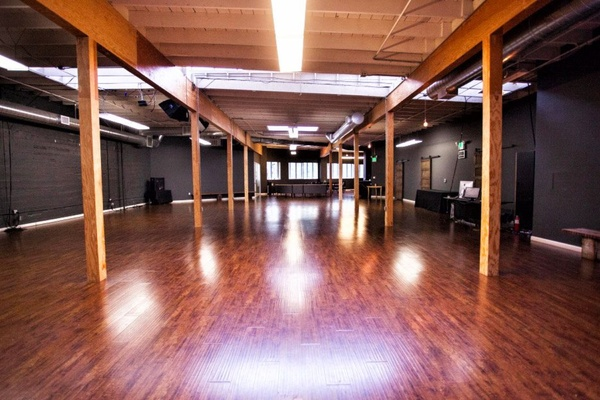 Photo of San Francisco event space venue 1446 Market's Main Space