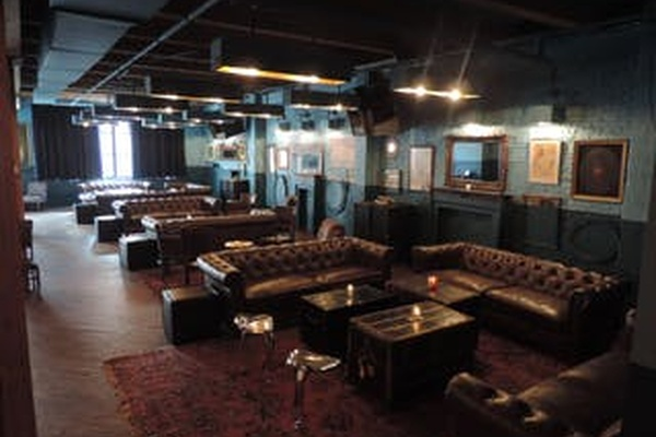 Photo of Chicago event space venue Hubbard Inn's 3rd Floor