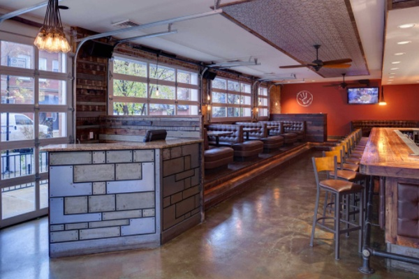 Photo of Chicago event space venue Roots Handmade Pizza - Chicago Avenue's Full Buyout