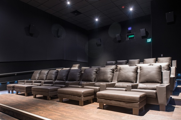 Photo of DC / MD / VA event space venue Silverspot Cinema Chapel Hill - Trilogy Restaurant's Theater 1
