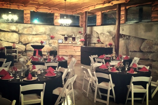 Photo of DC / MD / VA event space venue Langtree Plantation's Boulder Room