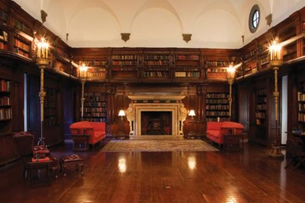 Photo of NYC / Tri-State event space venue House of the Redeemer's Library