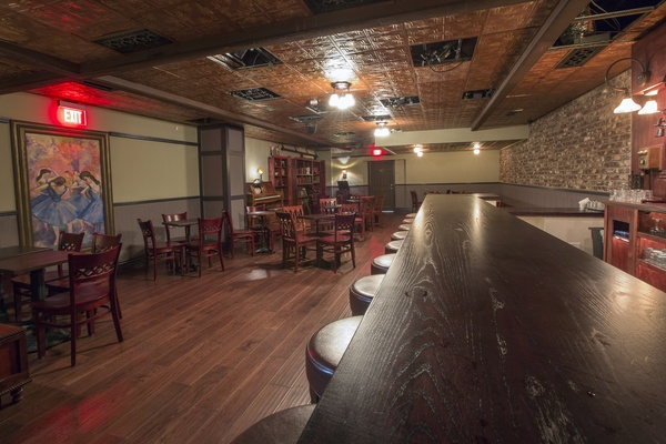 Photo of San Francisco event space venue The Speakeasy's Bar