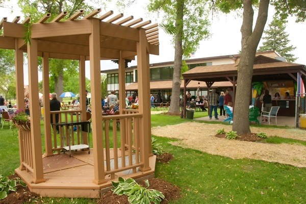 Photo of Wisconsin event space venue The East Side Club of Madison's The Tiki Bar