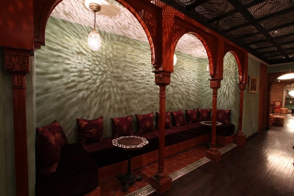 Photo of NYC / Tri-State event space venue Arabesque's Full Restaurant