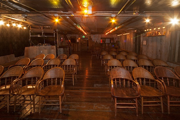 Photo of San Francisco event space venue Amado's's Downstairs at Amado's