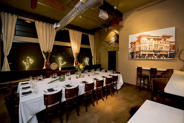 Photo of San Francisco event space venue Carpe Diem Napa's The Alexandria Room