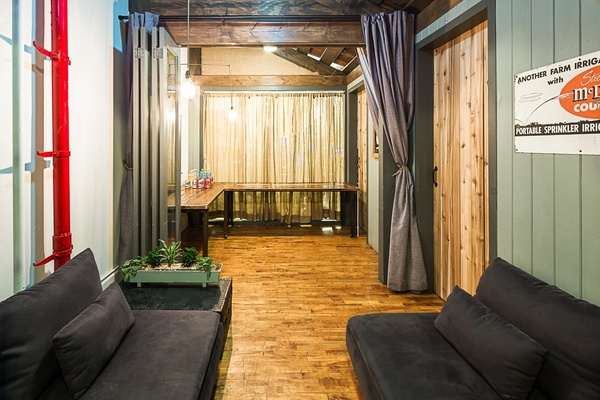 Photo of NYC / Tri-State event space venue The Farm SoHo's Lounge