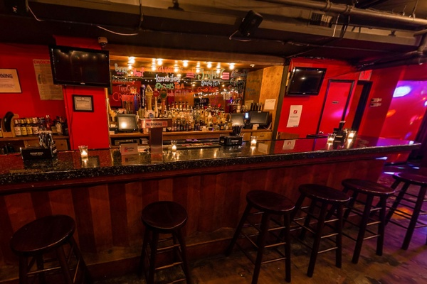 Photo of NYC / Tri-State event space venue Le Midi Bar & Restaurant's Downstairs Karaoke Cave
