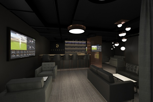 Photo of NYC / Tri-State event space venue  Konnectgolf's Main Space
